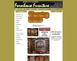 farmhousefurniture-co-za