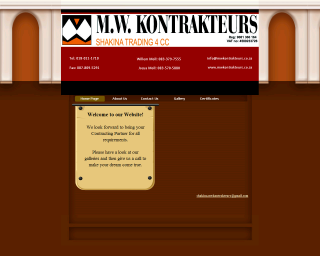 mwkontrakteurs-co-za